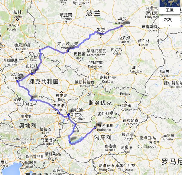 东欧高端旅游线路2015年最新发布-波兰,捷克,斯洛伐克图片