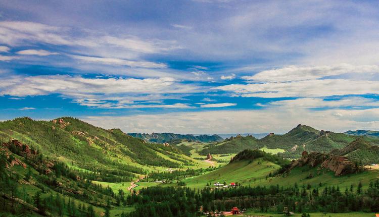 蒙古国旅游攻略及乌兰巴托特勒吉国家公园乌兰巴托旅游线路大全